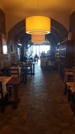 Restaurant Bel Soggiorno i San Gimignano - Picture of Bel Soggiorno ...