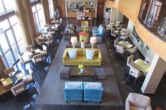 Rosebank, Afrika Selatan: Club lounge