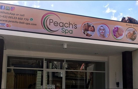 Peach's Spa Dua