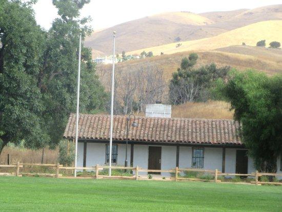 Adobe, Jose Higueara Adobe Park, Milpitas, Ca