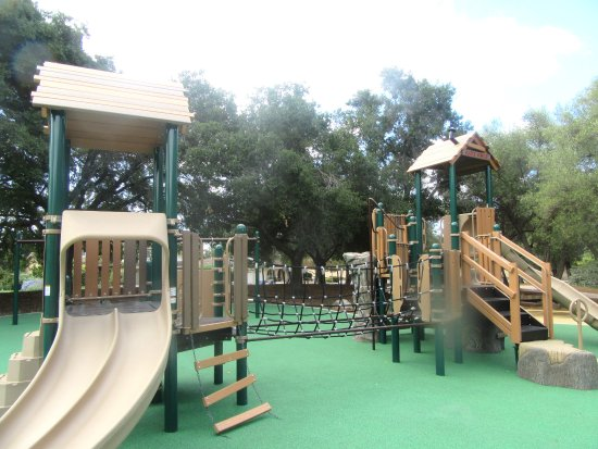 Jose Higuera Adobe Park: Slides, Jose Higueara Adobe Park, Milpitas, Ca