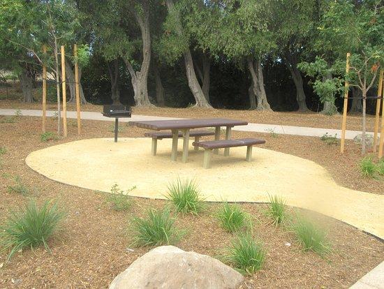 Jose Higuera Adobe Park: Picnic Table, Jose Higueara Adobe Park, Milpitas, Ca