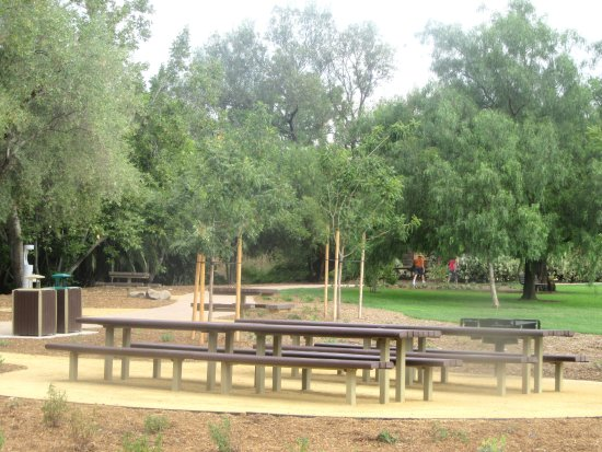 Group Picnic Area, Jose Higueara Adobe Park, Milpitas, Ca