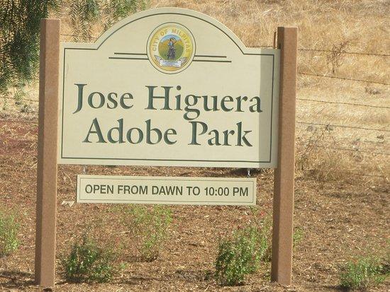 Jose Higueara Adobe Park, Milpitas, Ca