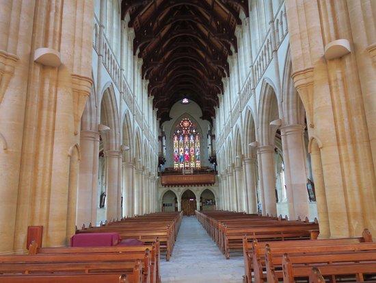Bendigo, Australia: 内部の様子