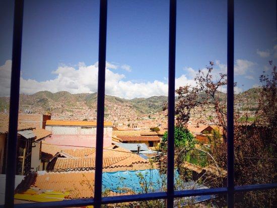 Hotel Casona les Pleiades : Habitaciòn con vista externa