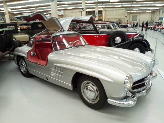 """Paraparaumu, Новая Зеландия: 1955 Mercedes Benz 300SL Gullwing Coupe - with Many """"Firsts"""""""