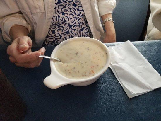 Whitehall, Мичиган: Potato Soup