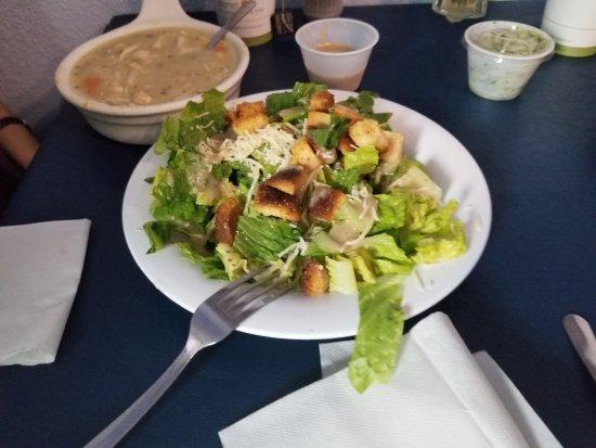 Whitehall, MI: Salad