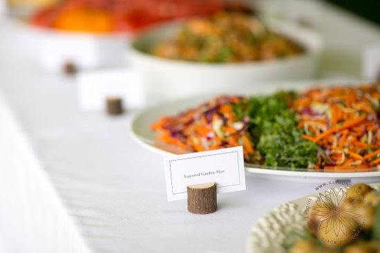 Dorset, VT: Some of the food at our wedding by Paul & Julia
