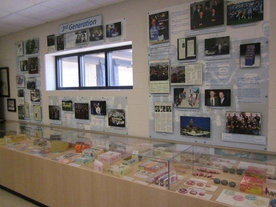 Bryan, OH: Interior - museum