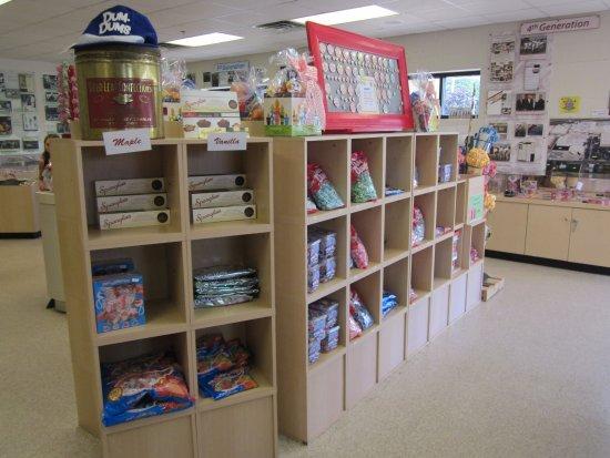 Bryan, OH: Interior - merchandise