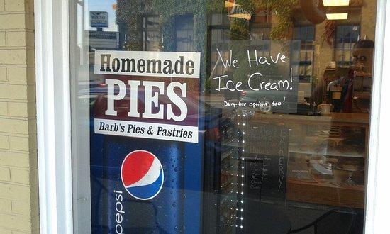 Ferndale, Вашингтон: Barb's Pies - new location 2