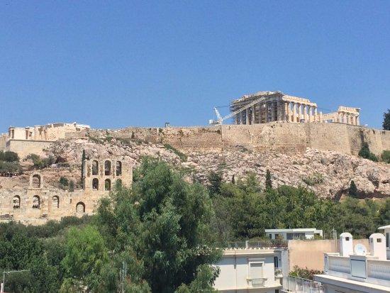 Acropolis View Hotel : The Acropolis
