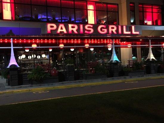 Paris grill quebec city restaurant reviews phone number photos tripadvisor - Restaurant la grille paris 10 ...