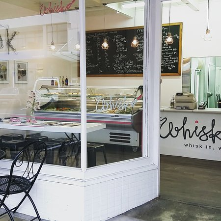 Pukekohe, Nieuw-Zeeland: Whisk