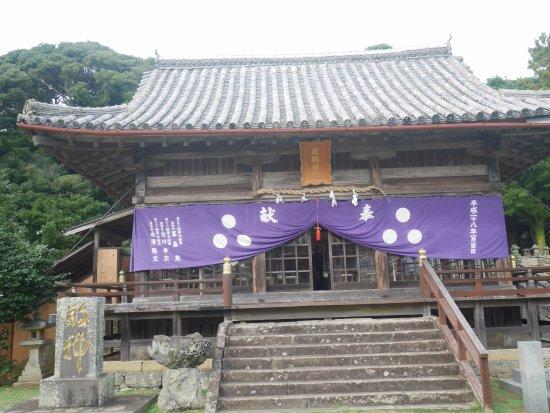 Kameoka Shrine : 神社本殿