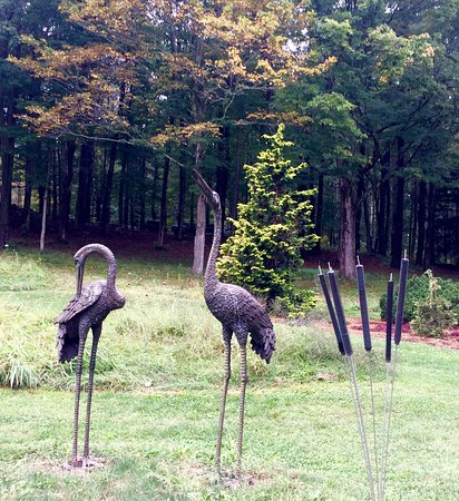 Lee, NH : Whimsy, wonder, wow!