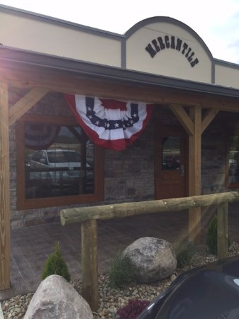 Logan, OH: The shop attached to the Hungry Buffalo with local items