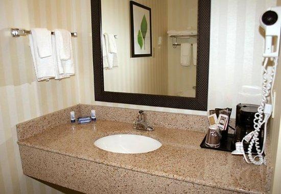 Fairmont, Virginia Barat: Guest Room Vanity