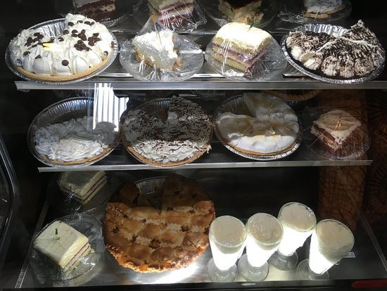 Marcellus, NY: Scrumptious desserts