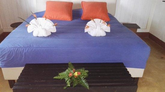 Playa Tortuga, Kostaryka: Hotel Villas Gaia