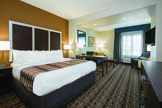 กอนซาเลส, เท็กซัส: Guest Room