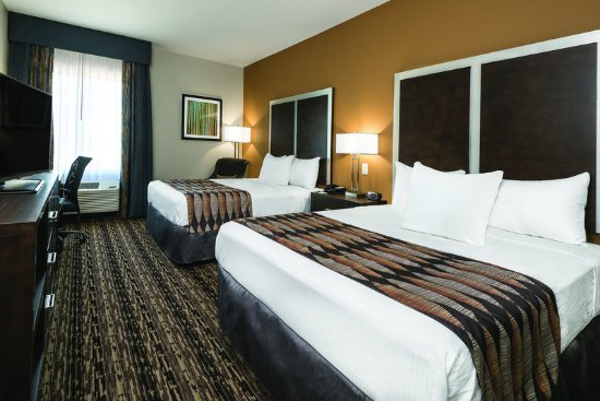 Gonzales, Teksas: Guest Room