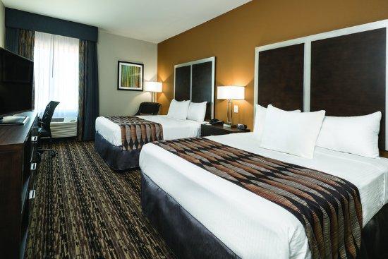 Gonzales, TX: Guest Room