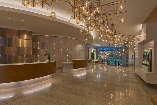 เดอะวูดแลนด์ส, เท็กซัส: Lobby