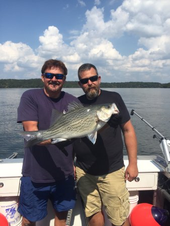 nashville fishing charters percy priest lake tn omd men