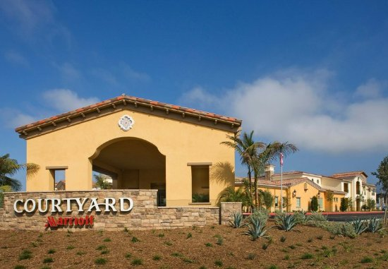 Goleta, CA: Entrance