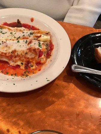 Sorrento's Bistro: Lasagne