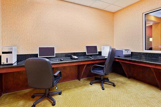 Malvern, Арканзас: Business Center