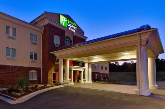 Malvern, Арканзас: Hotel Exterior