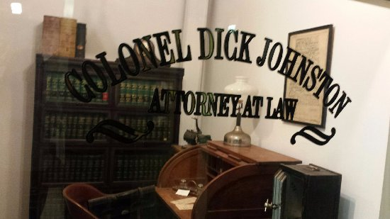 Troy, AL: Attorney's Office - Pioneer Museum of Alabama