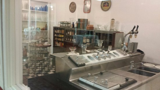 Troy, AL: Drug Store - Pioneer Museum of Alabama