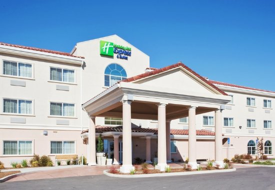 Oroville, CA: Hotel Exterior