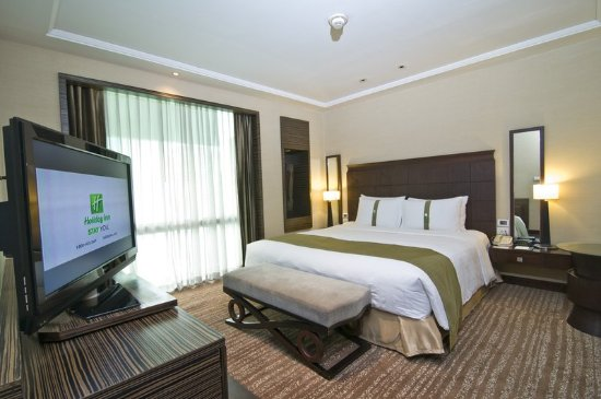 Holiday Inn Bangkok : Executive Suite King Bed Guest Room