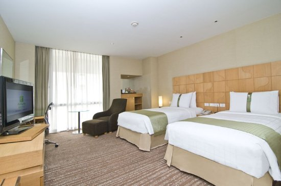 Holiday Inn Bangkok : Superior Twin Bed Guest Room