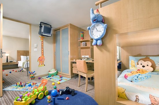 Holiday Inn Bangkok - Kids Suite