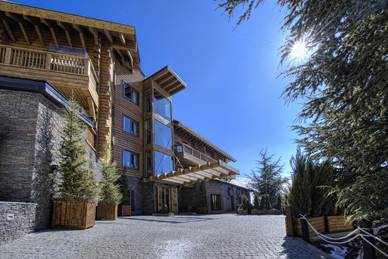 El lodge updated 2017 hotel reviews price comparison - Hotel lodge sierra nevada ...