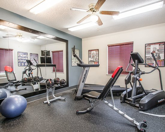Quality Inn & Suites: Fitnesscenter