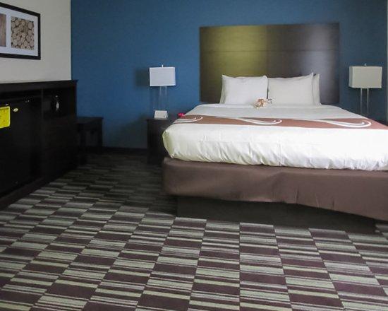 Farmington, Missouri: Guest Room