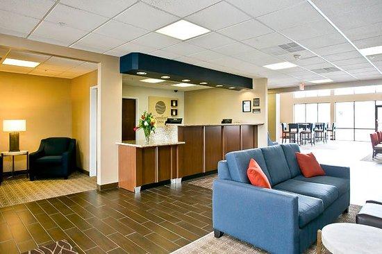 Martinsburg, Batı Virjinya: Lobby