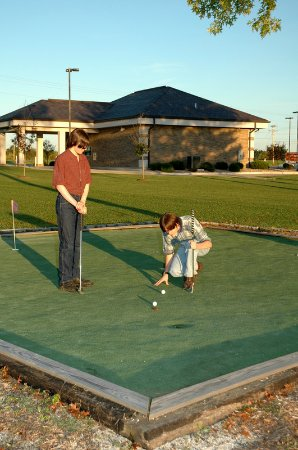 La Plata, MO: Depot Inn Mini Golf