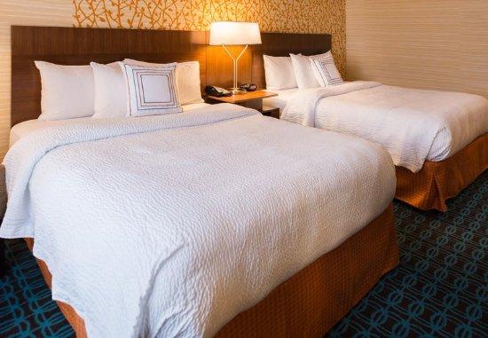 Olean, NY: Queen/Queen Guest Room