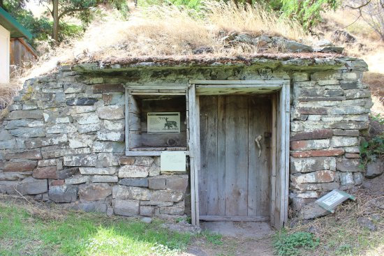Clarkston, WA: Root Cellar at lunch stop location