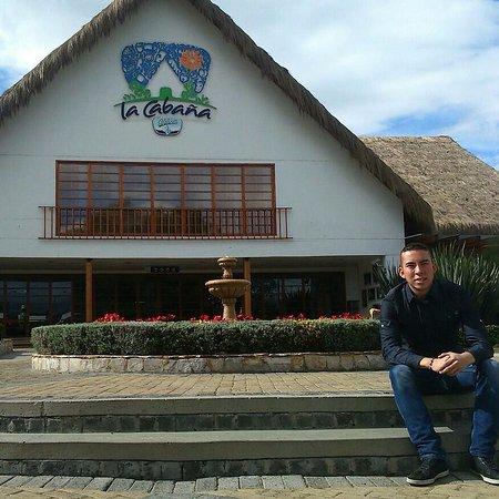 Sopó, Colombia: Cabaña de Alpina