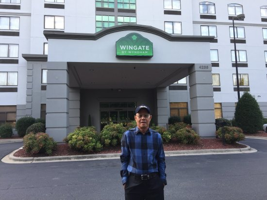 Wingate by Wyndham Charlotte Airport South/ I-77  Tyvola : photo0.jpg